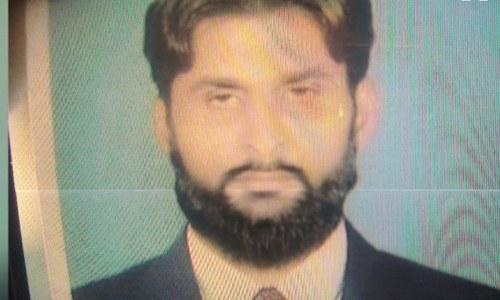 جلایا جانے والا شخص ؛ محمد نعیم