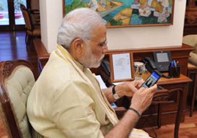PM-Narendra-Modi-mobile-app